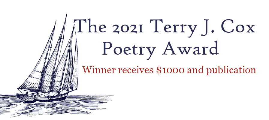 The 2021 Terry J. Cox Poetry Award