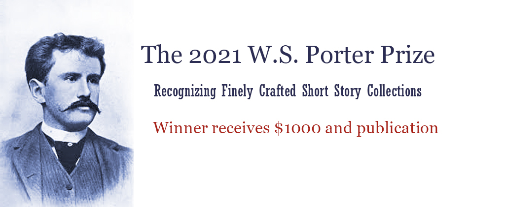 2021 W.S Porter Prize for Short Story Collections
